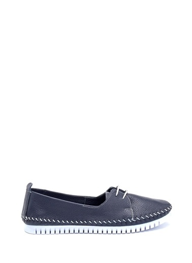 Derimod Kadın Ayakkabı(33) Casual Lacivert